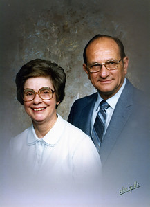 Bob and Mary. Date unknown.
