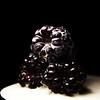 creamy berries