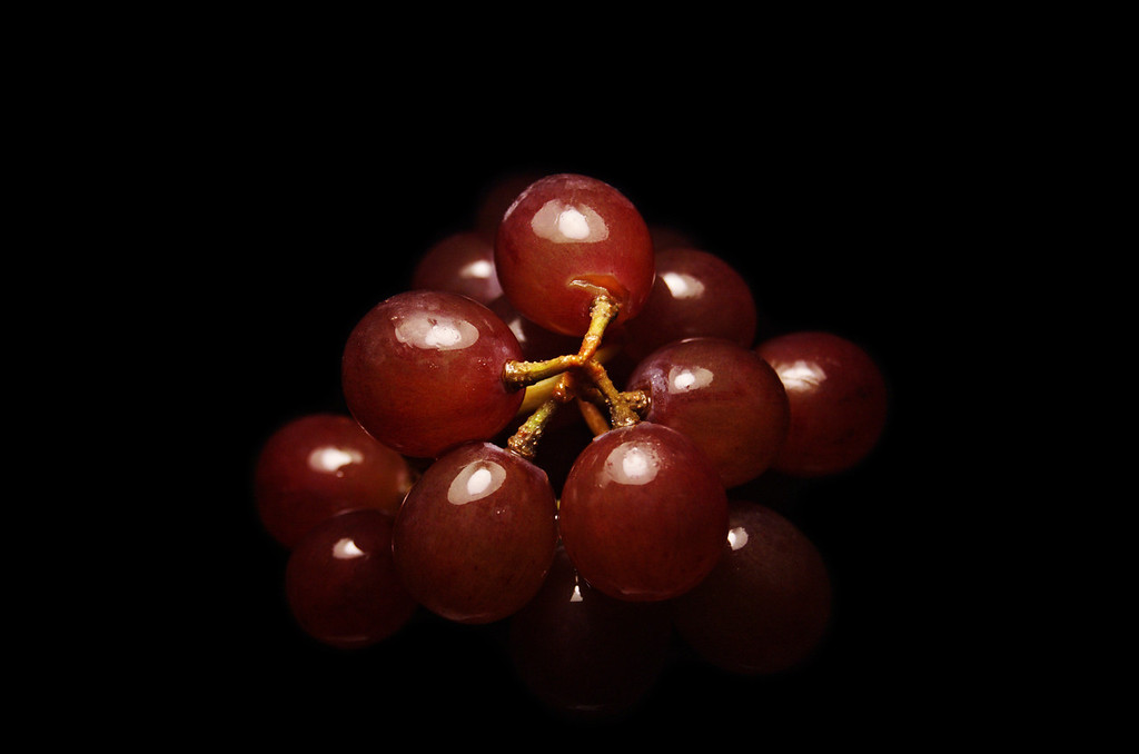 ruddy grapes