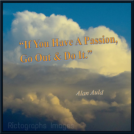 Alan Auld, Photo Quote