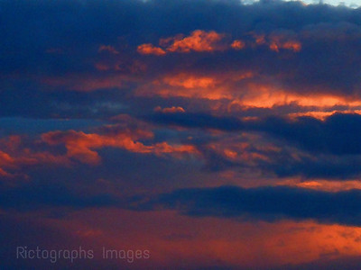 Textured Art, Sky