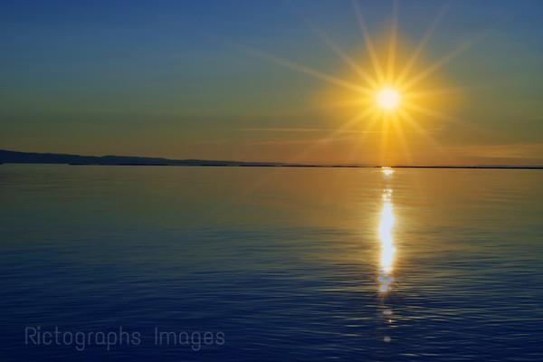 Lake Superior Sunrise, Summer 2018