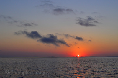 Lake Superior, Sun Rising, 2018