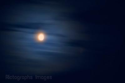Moonlit Sky,