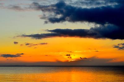 Sunrise, Lake Superior, 2018