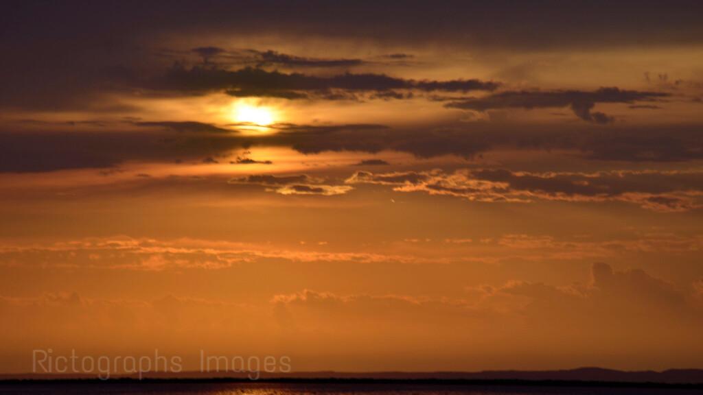 Early Morning Sunrise, On Lake Superior