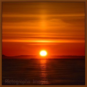 Lake Superior Sun Rise, 2019