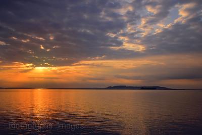 Good Morning Sun Rise,