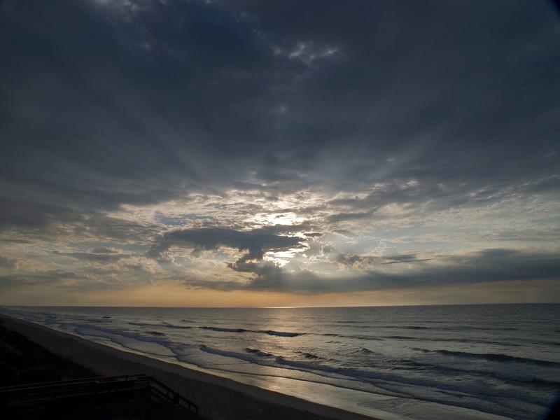 Topsail Island, North Carolina.