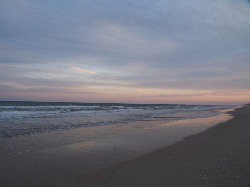 Topsail Island, North Carolina.