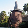 Faith Chapel (built 1904). Jekyll Island, Georgia