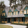 Moss Cottage (George Macy, of A&P) (built 1896). Jekyll Island, Georgia