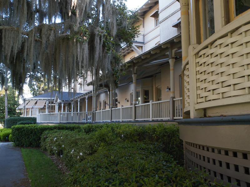 Jekyll Island Club (built 1887). Jekyll Island, Georgia