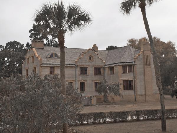 Hollybourne Cottage (Charles Stewart Maurice) (built 1890). Jekyll Island, Georgia