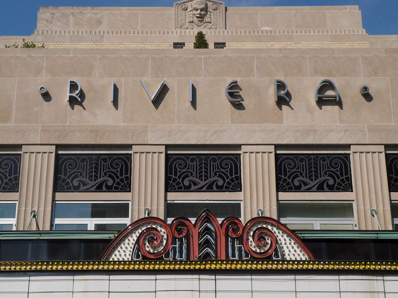 Riviera Theater, Charleston, South Carolina
