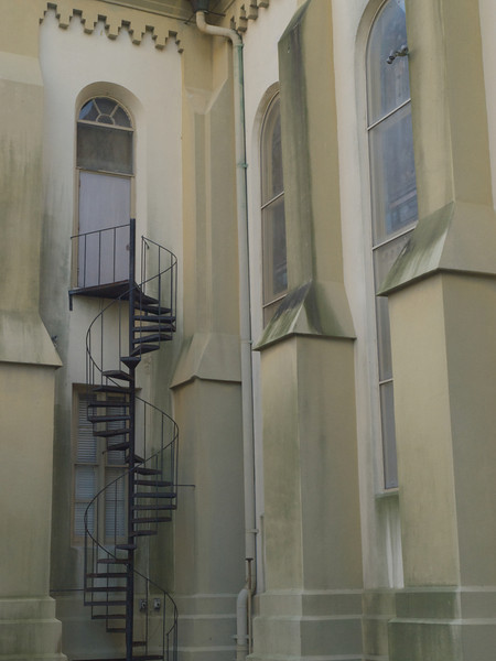 Citadel Square Baptist Church. Charleston, South Carolina