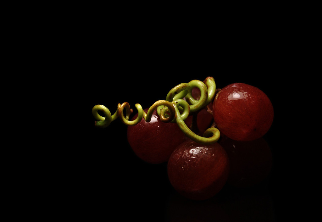 spiral grapes