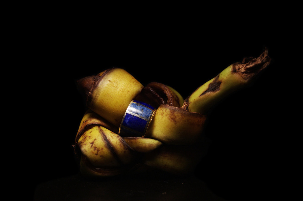 ringed banana