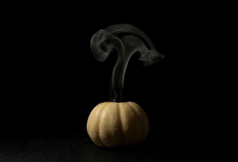 smoked pumpkin II