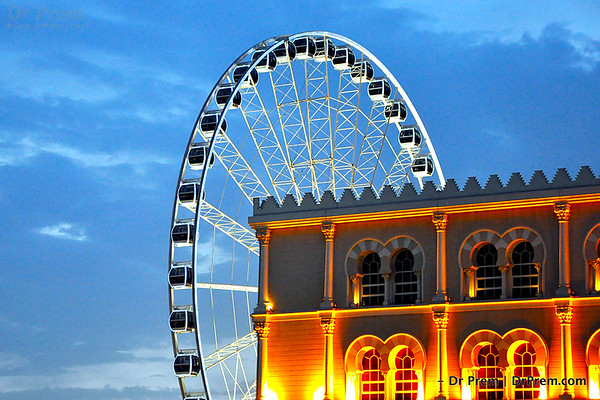 Sharjah by Dr Prem