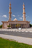 The Kasbah Mosque in Sharjah, UAE.