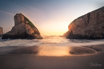 Shark Fin Cove (remastered)
