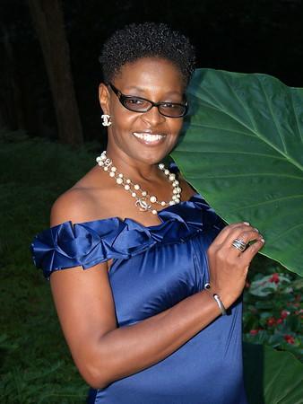 Sharon Anthony's 50th Birthday Photo Shoot