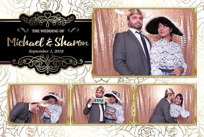 Sharon & Michael 9.1.2018