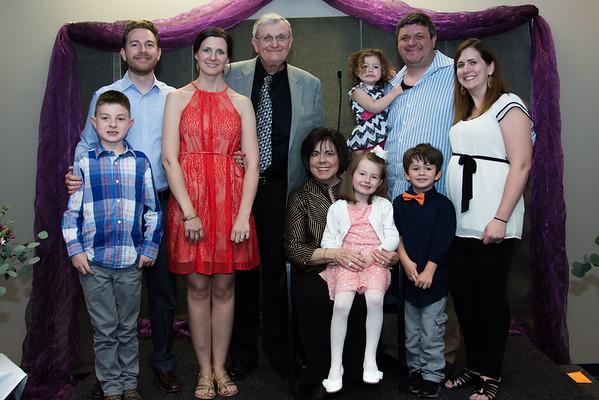 Sharon Wilkins Retirement Celebration