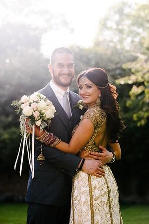 Sharon and Simon - wedding
