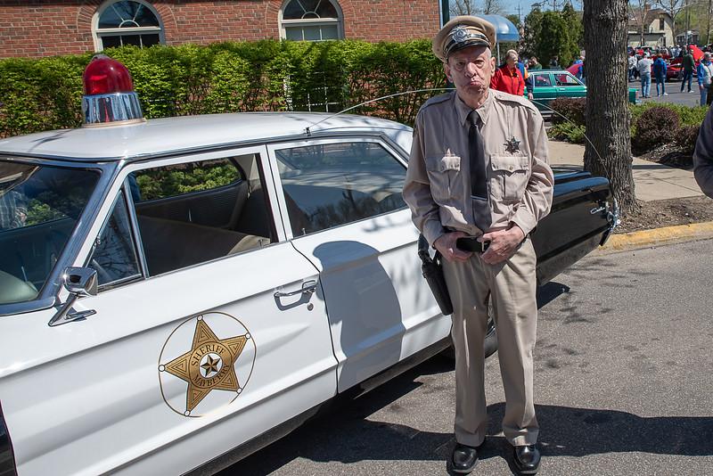 Sharonville Car Show 2018-1