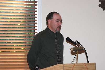October 2008-GMU Track Coach