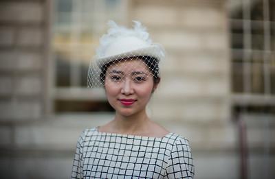 Headshot of Japanese lady