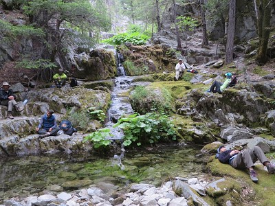 Wilderness Volunteers: 2016 Castle Crag Wilderness Service Trip