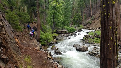 Trinity Alps Wilderness – Shasta-Trinity National Forest (California)