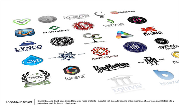 Logo Design/Brand Icons