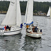 2019 SJIYC Shaw Island Classic - photo by Bill Waxman
