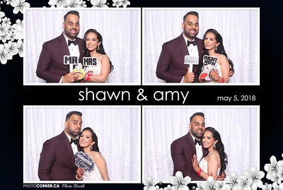 Shawn & Amy - 05-05-2018