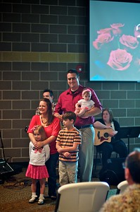 CFC Mother's Day/Baby Dedication May 8, 2011