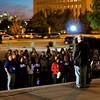 Alzheimer's Association Candle Light Vigil