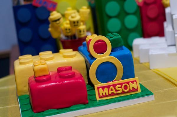 Mason's Birthday