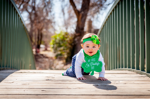 Reesie 9 months