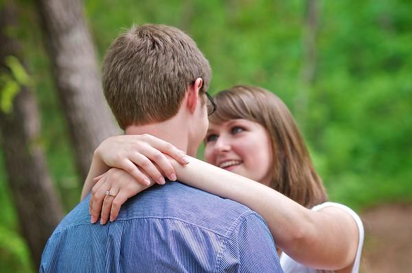Mark and Jennifer Engagements