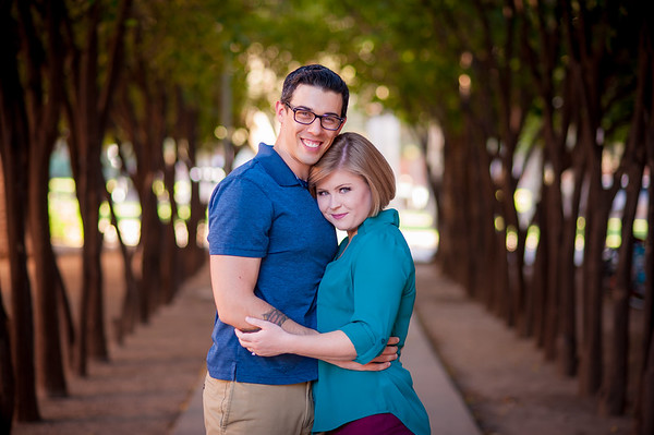 Ryan and Melanie Engagements