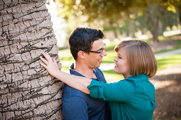 Ryan and Melanie Featured Engagements