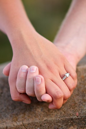 Trevor and Kristy Engagements