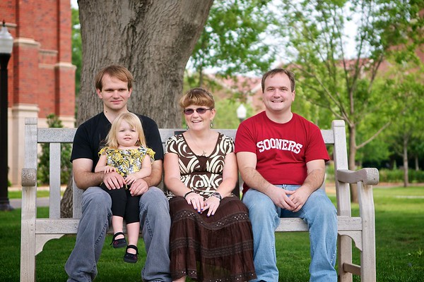 Smeltzer Family 2012