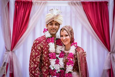 Ankur and Sarah