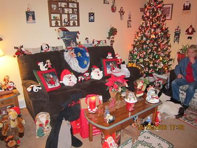 Shaws Christmas Dinner 2016