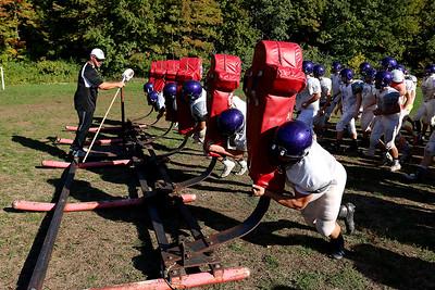 Shawsheen Technical High School Football 101216